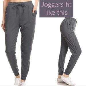 ada4d5ce Leggings Depot Pants | Gray Extra Soft Joggers | Poshmark